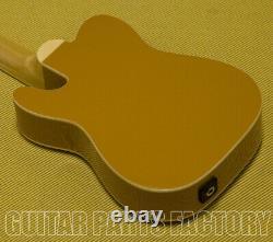 097-1653-050 Fender Fullerton Telecaster Electric Ukulele Butterscotch Blonde