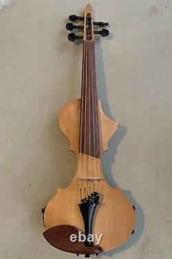 5 String Electric Violin EVL Quartet Model