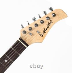6 String Full-size Electric Guitars Set Start Kit Musical Instruments