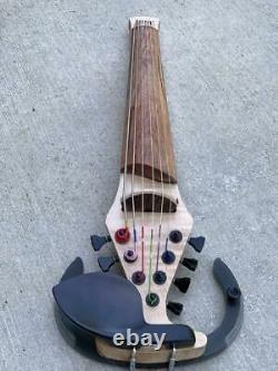 7 String EVL Dragonfly Electric Violin BARBERA pickup