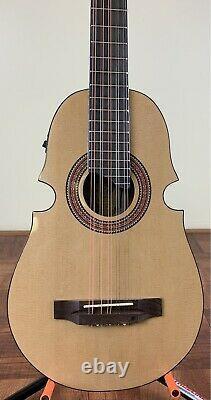Cuatro De Puerto Rico Don Jose, Acoustic-Electric With Pickup/Tuner & Bag