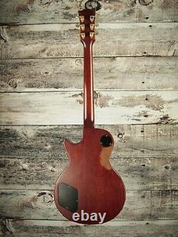 Custom LM Jimmy Page no. 1 Electric Guitar 6 String Chinese Edition New