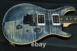 Custom Quality Electric Guitar DOUBLE LOCKING TREMOLO, BL PS 6 Strings New