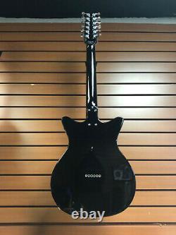 Danelectro 59X12 12 String Electric Guitar Black