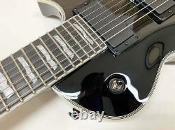 ESP LTD EC-1007 ET Evertune BLK 7-String Electric Guitar Worldwide FAST S/H