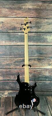ESP/LTD Left Handed F-104 4 String Electric Bass