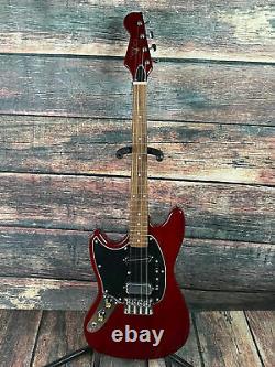 Eastwood Left Handed Warren Ellis Signature Tenor 2P 4 String Electric Guitar- C