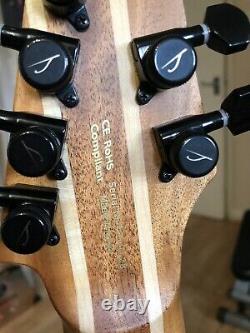 Electric Guitar Legator Multiscale 8 String