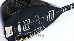Electric Saz Baglama With Softcase And Extrass