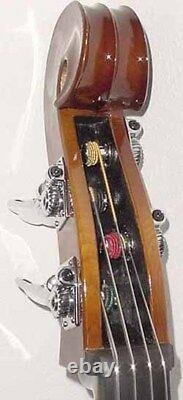 Eminence Acoustic Electric 3/4 Upright Bass Eub Car Friendly EASY TRAVEL BASS