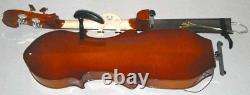 Eminence Acoustic Electric Upright Bass REMOVEABLE NECK Travel Bass IN STOCK NOW
