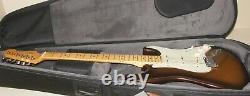 Fender American Ultra Stratocaster 6 String Maple Fingerboard Electric Guitar