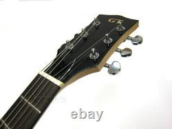 GOLD TONE 6-STRING COMPOSITE BODY ELECTRIC BANJO GUITAR BANJITAR with BAG AC-6+