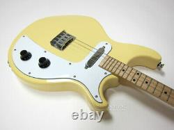 GOLD TONE SOLID CREAM BODY 4-STRING ELECTRIC A-STYLE MANDOLIN with GIG BAG GME-4