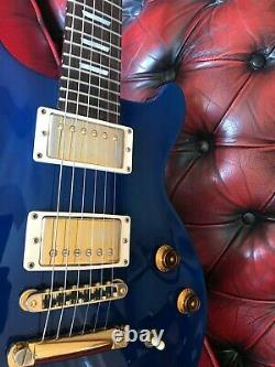 Gibson Les Paul DC Standard Lite 1999, electric guitar, Gibson case, new strings
