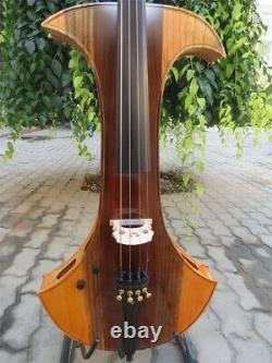 Hand made SONG Maestro white swan Electric cello 4/4, Solid wood #14302