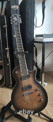 Harley Benton SC-7 DLX Fan Fret 7 String II Electric Guitar