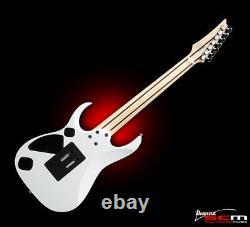 Ibanez Japan Prestige RGD3127 PWF 7 string electric guitar& case