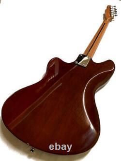 New 6 String Tele Style Offset Jaguar Body Electric Guitar Neck P-90 Pickup