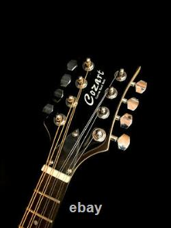 New Mandocaster 8 String Pelham Blue Metallic Tele Style Body Electric Mandolin