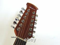 Ovation Applause Balladeer Acoustic Electric 12-String Guitar Natural