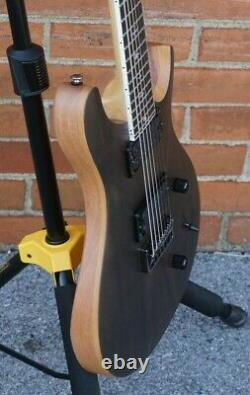 Paul Reed Smith PRS SE MH7WSANA Mark Holcomb 7 String Electric Guitar & Gig Bag