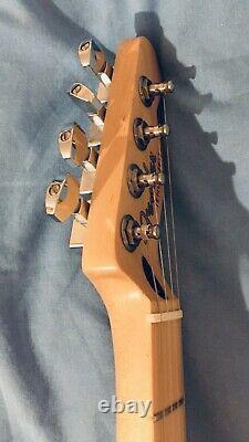 Rare New Fender Tenor Tele Telecaster Electric 4 String Guitar Lake Placid Blue