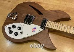 Rickenbacker 330 W 6-string Electric Guitar (Walnut)