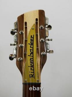 Rickenbacker 660/12 Tom Petty 12-String Electric Guitar with Mapleglo Finish