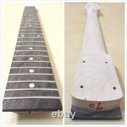 Solid Basswood 12-String Electric Guitar DIY Kit, No-Soldering, SSS. GK HSST 1910S