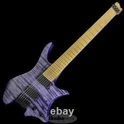 Strandberg Electric Guitar Boden Original 7 Purple 7-strings model YK