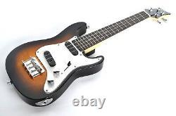 Tenor Ukulele Electric Solid Body Steel Strings Strat Guitar Shape By Clearwater