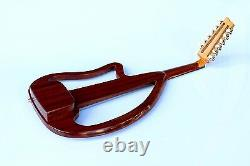 Turkish Electric Silent Oud Ud String Instrument AOS-101G
