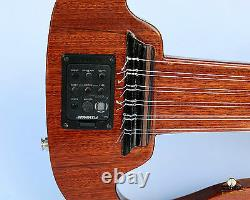 Turkish Electric Silent Oud Ud String Instrument Aos-102